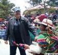 Embajador de Egipto, Hanny Basany bailó al son de la tarqueada en la Anata Andina, también participará en el Carnaval