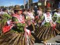 """Con el baile de las comparsas en Oruro se """"entierra"""" el Carnaval"""