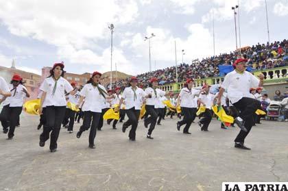 Además de fe y devoción, miles de danzarines mostraron entusiasmo en el Último Convite del Carnaval