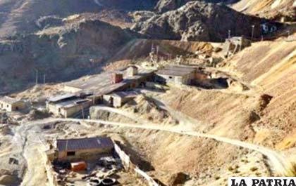 La mina Himalaya quedará en poder de avasalladores