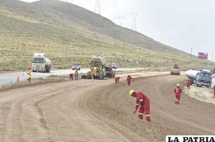 Los huesos fueron encontrados a 121 kilómetros de La Paz