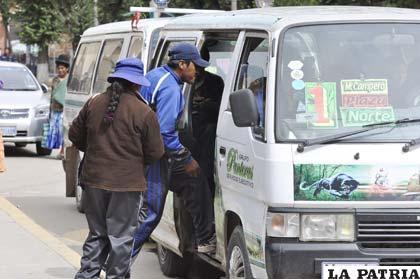 Transportistas aún no cuentan con nueva dirigencia