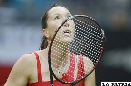 Jelena Jankovic ganó la Copa en Bogotá