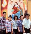 Los talentosos integrantes de la Familia Muñoz Revollo
