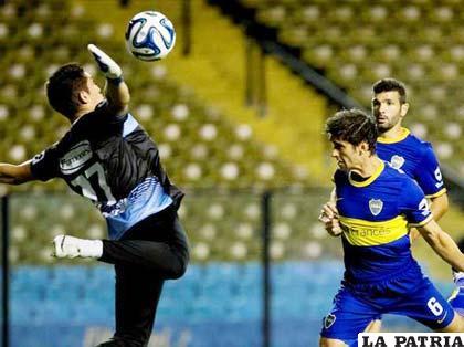 Boca jugó sin público y perdió ante Belgrano