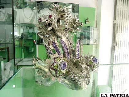 Las joyas del Carnaval también destacan en las fiestas