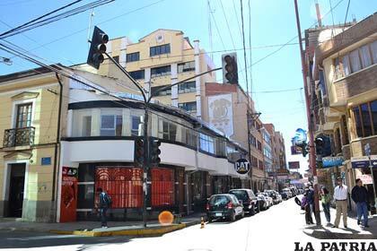 Varios semáforos de la ciudad no funcionan