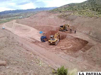 En 5 años, solo se avanzó el 40% en construcción del camino Totora-Curahuara