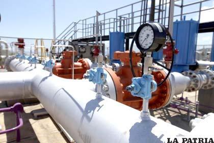Venta de gas favorecerá ingresos económicos del país