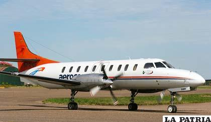 Aerocom incrementa vuelos por Carnavales