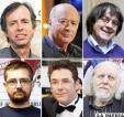 """Periodistas y caricaturistas que perdieron la vida en el atentado de """"Charlie Hebdo"""""""