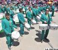 El Carnaval de Oruro reúne a  artistas de diferentes rubros