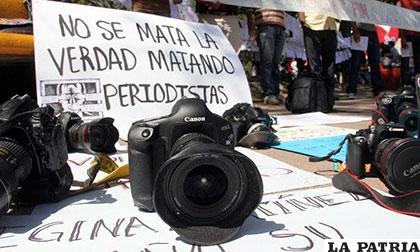 En 2015, los países con un mayor número de periodistas asesinados fueron Francia, Irak y Yemen /zetaestaticos.com