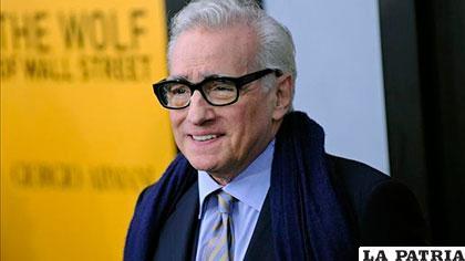 El prolífico Martin Scorsese