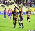 Chumacero fue autor del único gol en el partido /APG
