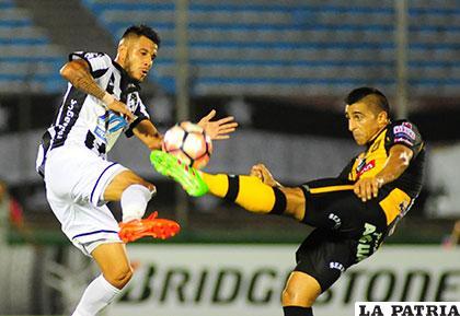 The Strongest y Montevideo Wanderers volverán a enfrentarse, esta vez en el estadio de La Paz /APG