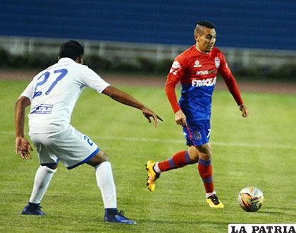 La última vez que jugaron en Sucre, venció San José (0-2) el 19 de octubre de 2016 /APG