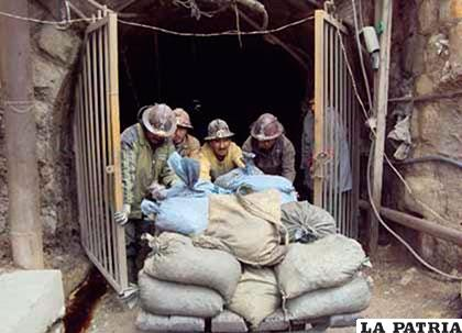 La minería es el soporte de la economía por excelencia