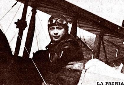 La primera aviadora boliviana y peruana /BOLIVIA.COM
