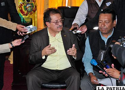 El alcalde Edgar Bazán Ortega, cambió de opinión respecto a la aplicación del proyecto de ley