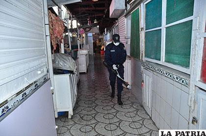 Limpieza de los mercados reflejará una mejor imagen de la ciudad