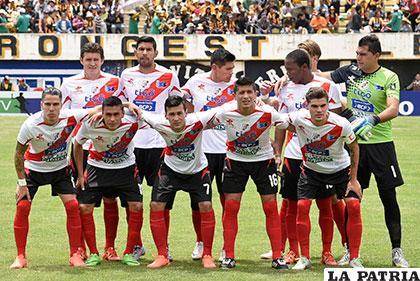Nacional Potosí jugará dos partidos en Santa Cruz /APG