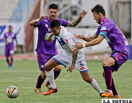 San José venció 1-0 la última vez que jugaron en Oruro el 7/11/2016