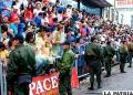 Alrededor de 2.200 policías vigilarán la ruta del Carnaval