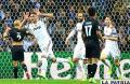 Una expulsión sentencia al Oporto y lanza a la Juventus a cuartos