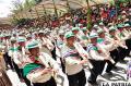 La Anata Andina congregó en Oruro a varias personalidades