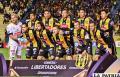 The Strongest pasa por un buen momento en la Copa Libertadores /APG