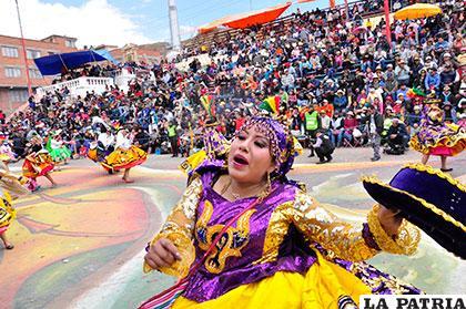 Buscan que el desarrollo del carnaval 2018 sea impecable /Archivo