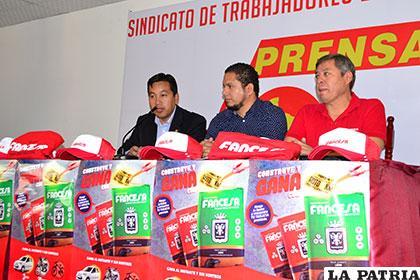 Fancesa promueve en Oruro la promoción