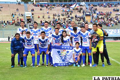San José marcha a paso firme en la Liga boliviana, ahora su objetivo es lograr un buen resultado esta noche