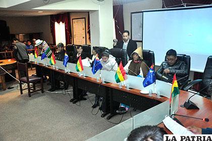 La inasistencia a las sesiones regionales será más controlada /Archivo