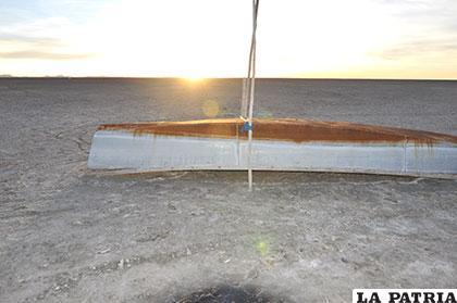 La esperanza por volver a pescar en el lago Poopó crece /Archivo