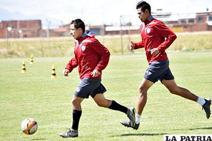 Ronald Segovia y Leonardo Toco podrían ser titulares este sábado
