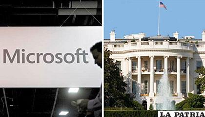 Microsoft insistió en que las órdenes de registro no pueden seguir regidas por una ley aprobada en 1986 /Diario Financiero