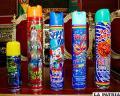 Para Carnavales siete marcas de espumas están  autorizadas