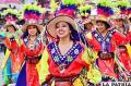 La devoción de los danzantes en el Carnaval de Oruro es evidente /Archivo