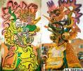 El peregrinaje hecho arte por  el pincel de Alejandro Mamán
