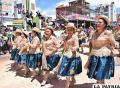 Jacinto Quispaya: Hay mucho para trabajar en el Carnaval