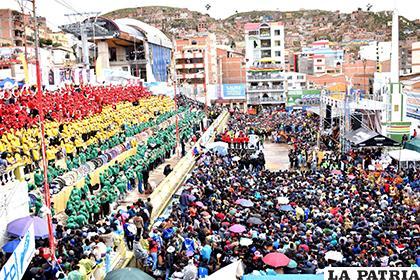 Se preparan para mostrar lo mejor en el Festival de Bandas /LA PATRIA /Archivo