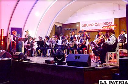 Magnífica velada con Música de Maestros / LA PATRIA