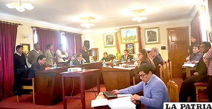 Concejales debatieron respecto a la prohibición de tomar o vender bebidas alcohólicas el Sábado de  Peregrinación /LA PATRIA