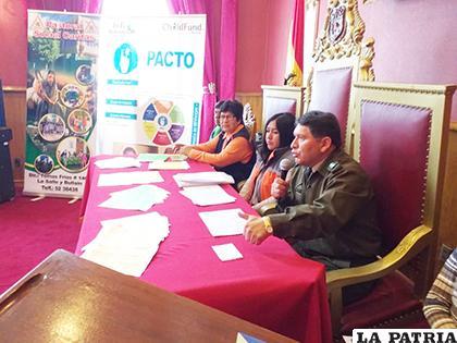 Instituciones buscan resguardar la integridad de los menores de edad en  carnavales/LA PATRIA