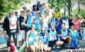 Buena labor de los atletas orureños  en el nacional de Marcha y Milla