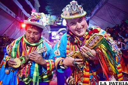 La idea de tener una ley es mejorar todos los aspectos del carnaval /LA PATRIA /Archivo