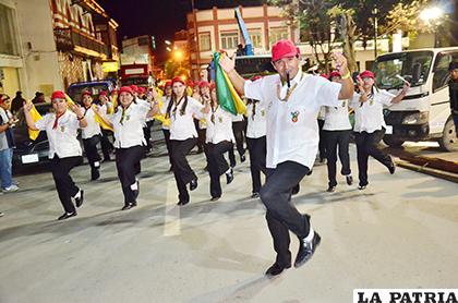 El Carnaval requiere de una ley que ayude a fortalecerlo /LA PATRIA /Archivo