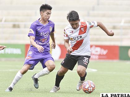 Always Ready ganó 5-1 la última vez que jugaron en El Alto el 05/12/2019 /APG